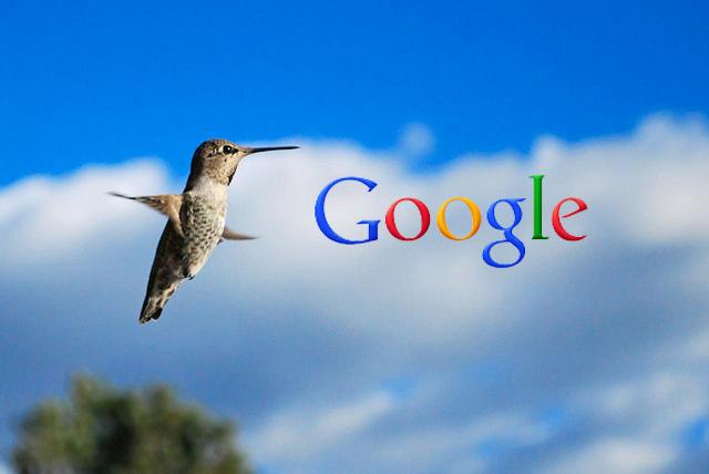 Google Hummingbird SEO Update